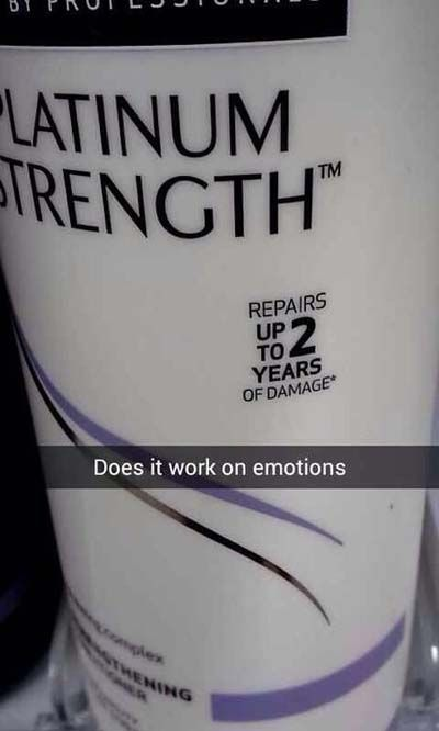 does it work on emotions