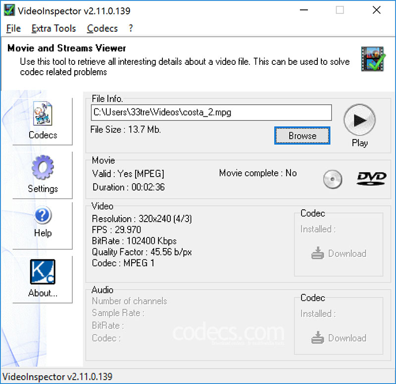 Video Codec: What is it? How to identify video codec? - Freemake