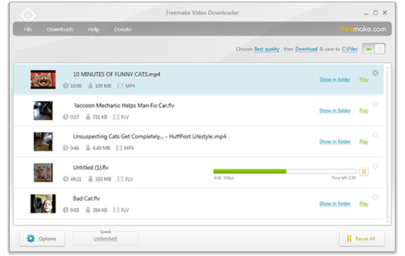freemake video downloader version history
