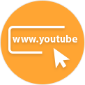 Copiar e colar URL YouTube