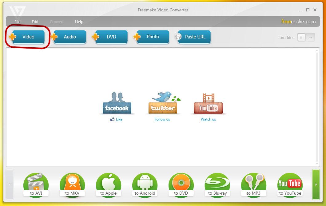 Download Portable Pazera Free MP4 to AVI Converter 1.15