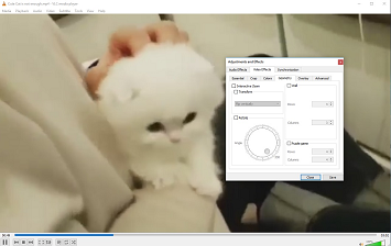 how to edit videos in VLC (thumbnail)