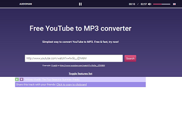 convertire youtube flv in audio mp3 facilmente (thumbnail)