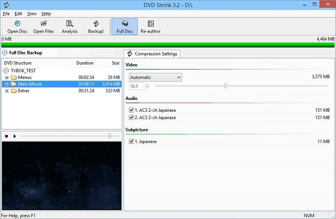 dvdリッピングフリーソフト windows10